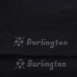 Комплект мужских носков Burlington Classic Everyday 2-Pack Black фото- 3