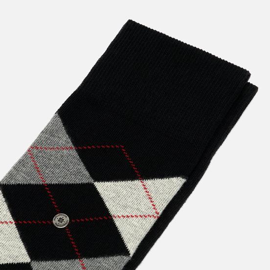 Комплект носков Burlington Everyday 2-Pack Black