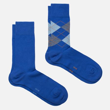 Комплект носков Burlington Everyday 2-Pack Deep Blue