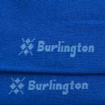 Комплект мужских носков Burlington Everyday 2-Pack Deep Blue фото- 3