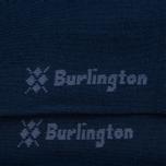 Комплект мужских носков Burlington Everyday 2-Pack Marine фото- 3