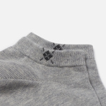 Комплект мужских носков Burlington Everyday 2-Pack Sneaker Light Grey фото- 1