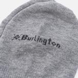 Комплект мужских носков Burlington Everyday 2-Pack Sneaker Light Grey фото- 2