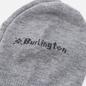 Комплект носков Burlington Everyday 2-Pack Sneaker Light Grey фото - 2
