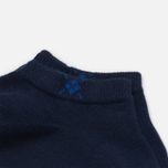 Комплект мужских носков Burlington Everyday 2-Pack Sneaker Marine фото- 1