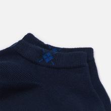 Комплект носков Burlington Everyday 2-Pack Sneaker Marine фото- 0