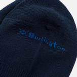 Комплект мужских носков Burlington Everyday 2-Pack Sneaker Marine фото- 2