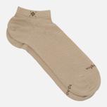 Комплект мужских носков Burlington Everyday 2-Pack Sneaker Sand фото- 1