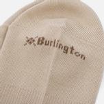 Комплект мужских носков Burlington Everyday 2-Pack Sneaker Sand фото- 2