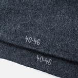 Комплект мужских носков Burlington Everyday 2-Pack Anthra Mel фото- 2