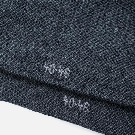 Комплект носков Burlington Everyday 2-Pack Anthracite Melange
