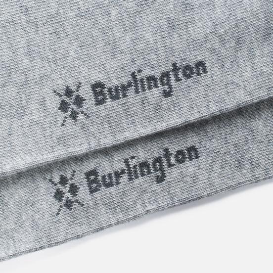 Комплект носков Burlington Everyday 2-Pack Light Grey