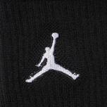 Комплект носков Jordan Jumpman Everyday Max Crew 3-Pack Black/White/Wolf Grey фото- 2