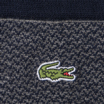 Комплект носков Lacoste 3-Pack Print And Striped Navy Blue/Pluvier Chine фото- 2