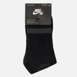 Комплект носков Nike SB 3-Pack Crew High Black/Anthracite фото- 0