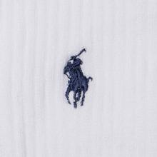 Комплект носков Polo Ralph Lauren 6-Pack Player Embroidered White фото- 2