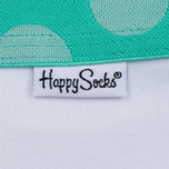 Happy Socks Contrast 3 Pack Men's Boxer Briefs White/Blue/Green/Red photo- 6