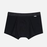 Комплект мужских трусов Happy Socks Solid 3 Pack Black/Blue/White фото- 5