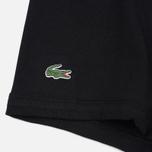 Комплект мужских трусов Lacoste Underwear 3-Pack Boxers Courts Black/White фото- 3