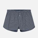 Комплект мужских трусов Lacoste Underwear 3-Pack Boxers Ultra Marine/Dark Navy/Grey фото- 1