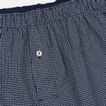 Комплект мужских трусов Lacoste Underwear 3-Pack Boxers Ultra Marine/Dark Navy/Grey фото- 2