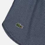Комплект мужских трусов Lacoste Underwear 3-Pack Boxers Ultra Marine/Dark Navy/Grey фото- 3