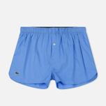 Комплект мужских трусов Lacoste Underwear 3-Pack Boxers Ultra Marine/Dark Navy/Grey фото- 4