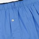 Комплект мужских трусов Lacoste Underwear 3-Pack Boxers Ultra Marine/Dark Navy/Grey фото- 5
