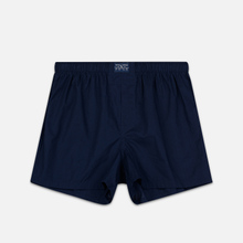 Комплект мужских трусов Polo Ralph Lauren Boxer 3-Pack Navy/William Plaid/Denis Plaid фото- 2