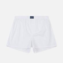 Комплект мужских трусов Polo Ralph Lauren Boxer 3-Pack White/Blue/Navy фото- 2