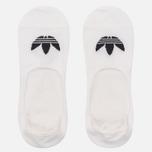 Комплект носков adidas Originals No Show 3P White/Black фото- 2