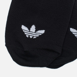 adidas Originals Trefoil 3-Pack Socks Box Black photo- 3