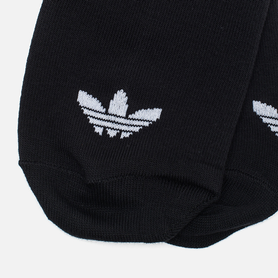 Комплект носков adidas Originals Trefoil 3-Pack Black
