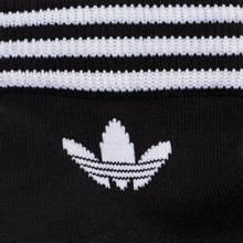 Комплект носков adidas Originals Trefoil Ankle 3 Pairs Black фото- 2