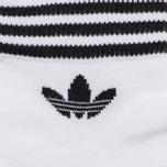 Комплект носков adidas Originals Trefoil Ankle 3 Pairs White фото- 2