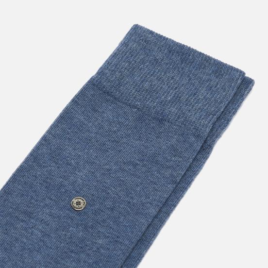 Комплект носков Burlington Classic Everyday 2-Pack Light Denim