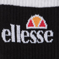 Комплект носков Ellesse Pullo 3-Pack Black фото - 2