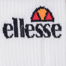 Комплект носков Ellesse Pullo 3-Pack White фото- 2