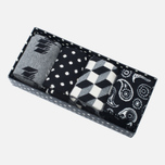 Happy Socks Optic Socks Box Black/Grey/White photo- 0