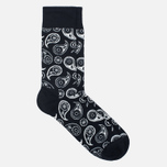 Happy Socks Optic Socks Box Black/Grey/White photo- 2