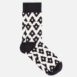 Комплект носков Happy Socks Optic Black/White фото- 1
