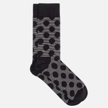 Комплект носков Happy Socks Optic Black/White фото- 3