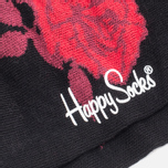 Комплект носков Happy Socks Valentines Day Red/Black фото- 6