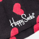 Комплект носков Happy Socks Valentines Day Red/Black фото- 4