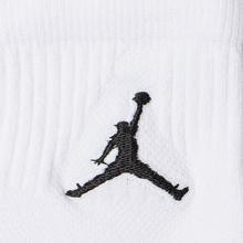 Комплект носков Jordan Jumpman Everyday Max Ankle 3-Pack White/White/White/Black фото- 2