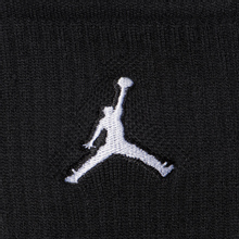 Комплект носков Jordan Jumpman Everyday Max Crew 3-Pack Black/Black/Black фото- 2