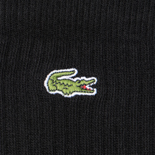 Комплект носков Lacoste 3-Pack Sport High Black/Black/Black фото- 2