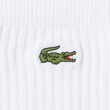 Комплект носков Lacoste 3-Pack Sport High White/White/White фото- 2