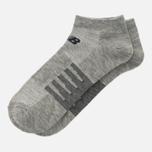 Комплект носков New Balance Low Cut 3-Pack Black/White/Grey фото- 4