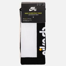 Комплект носков Nike SB 3-Pack Everyday Max Lightweight Crew Multi-Color фото- 1